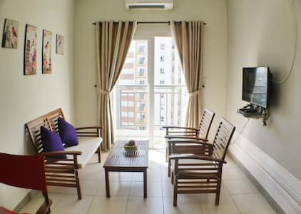 Amazing Apartment for travel at Bac Giang - Daire
