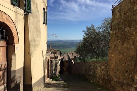Montalcino - Toscana Hill Town - Flat