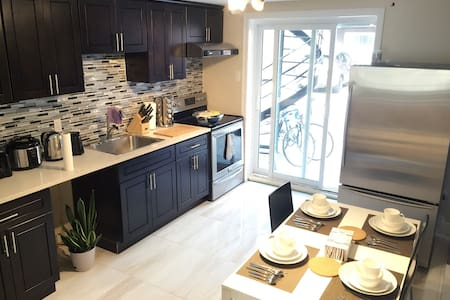 Cozy Apartment-Very well located(Downtown)1(下面有中文) - Montréal - Apartment