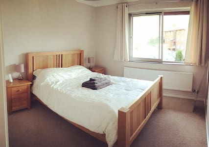 Kingsize room just off the Downs! - Bristol - Apartment