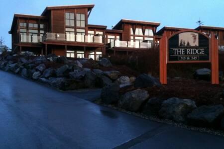 Wild Pacific Vacation Rental at The Ridge - Ucluelet - Kondominium
