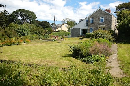 Spacious detached Cornish House - Camelford - Dom