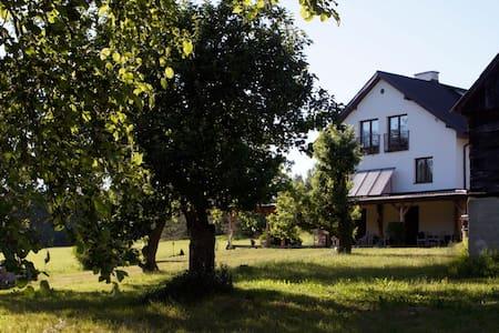 Villa Podlachia - 2 os. pokój z łazienką. - Huoneisto