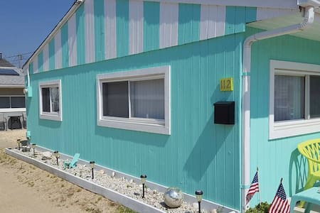CUTE & CLEAN, WALK TO PRIVATE FAMILY BEACH - Lavallette - Hus