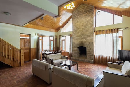 4 Bedroom Duplex Cottage With A Scenic View - Manali - Chalet