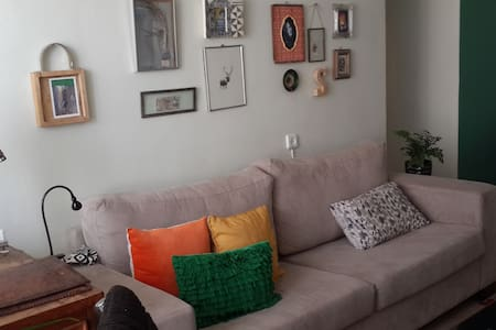 magical cozy apartment near the beach. - Wohnung