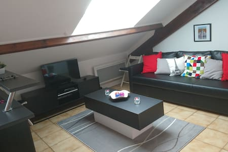 Appartement 10 min de paris - Flat