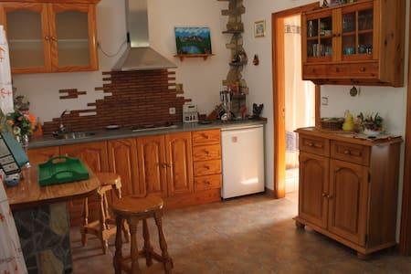 casa  TAZO - Vallehermoso - Dom