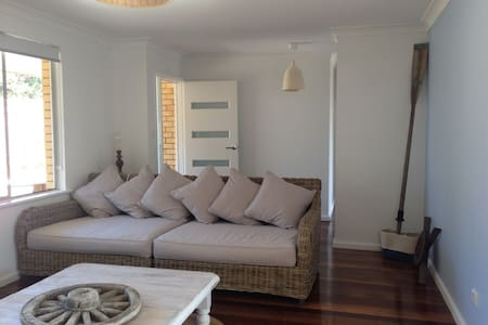 Looking for a relaxed getaway in the beautiful Port Macquarie? Then look no further than the Nobbys Beach House. A stunning newly renovated beach house sits only a few metres from the beach guaranteed to have you feeling you are on holidays.