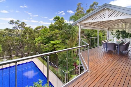 Large family home in Killarney Heights - Dom