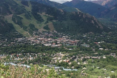 Studio in Downtown Aspen! - Condominium