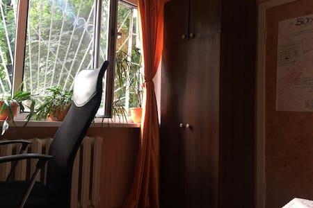 Тихая комната на Черемушках - Lakás