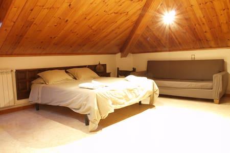 Habitació Triple amb bany compartit - Apartment