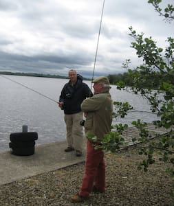Waterfront Home on Lough Erne - Bed & Breakfast