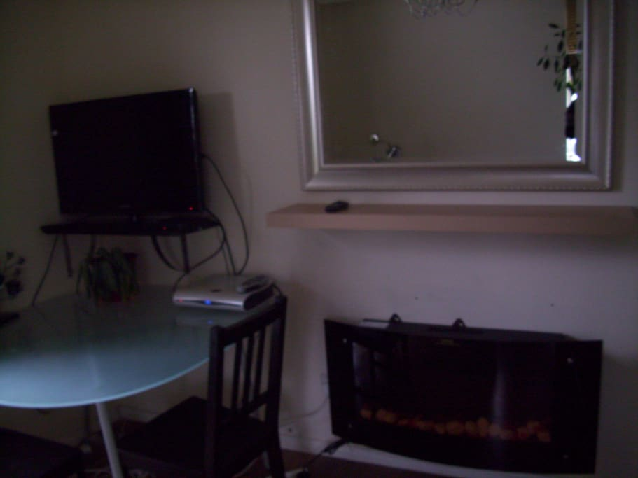 Canary wharf double room