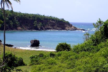 Amaryllis House: Crochu, Grenada - Dům