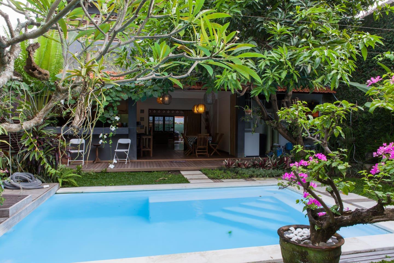 tropica garden