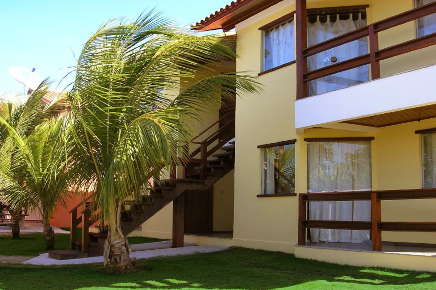 Beach Apartment Porto Seguro Brasil