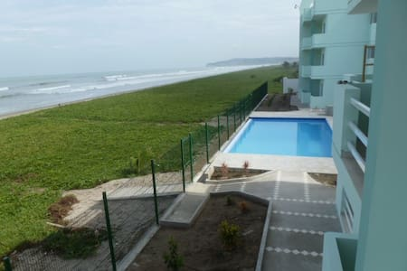 Oceanfront Condo on Secluded Beach - Canoa - Apartemen