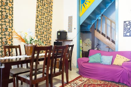 Room in house with Family free Wifi - Salvador - House
