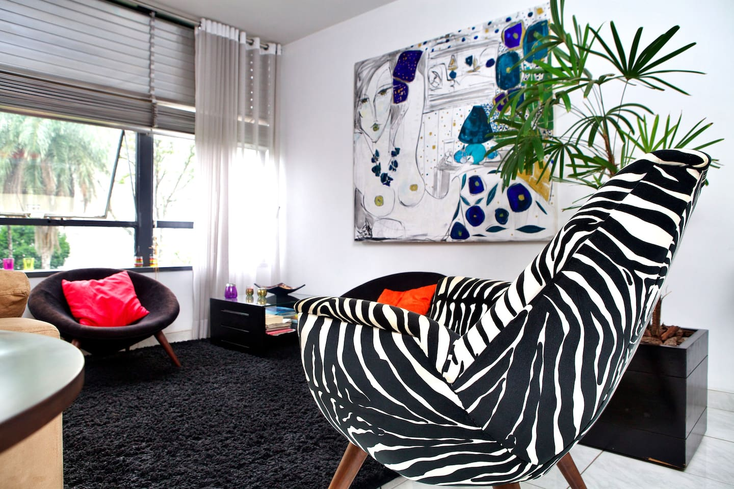 soccer world cup chic apartment