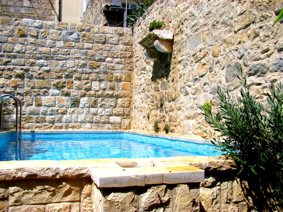Villa Kala-house with pool Makarska
