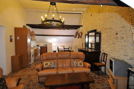 Large 2 BDRM Apartment Historic Town Centre - La Charité Sur Loire