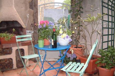 Chez Alvilde: Pepieux, Languedoc - Homps