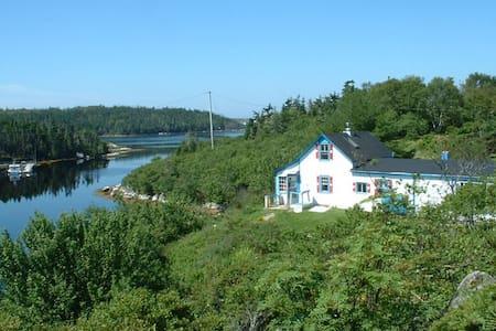 Seaside Cottage East Dover Nova Sco - Kisház