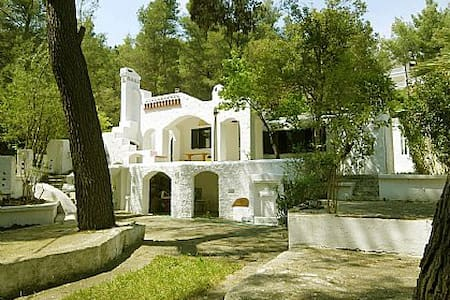 Old Traditional house by the sea!!! - Villa