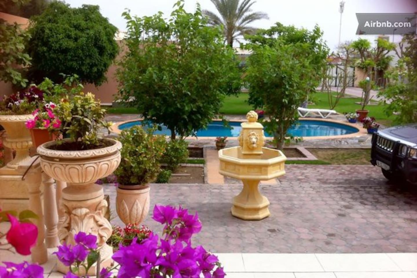 Your Garden & Swimming Pool