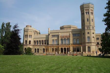 Ein Schloss nicht nur für Verliebte - Linna