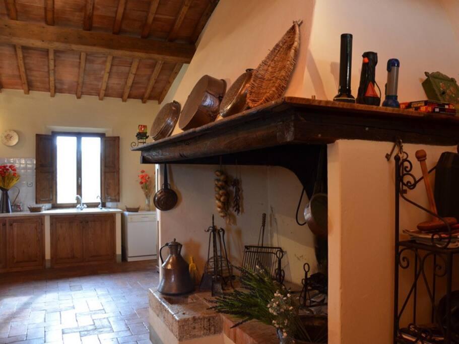 Siena Farmhouse Podere Pienza