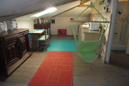 Studio indépendant 25m2 - Pelleport - Appartement