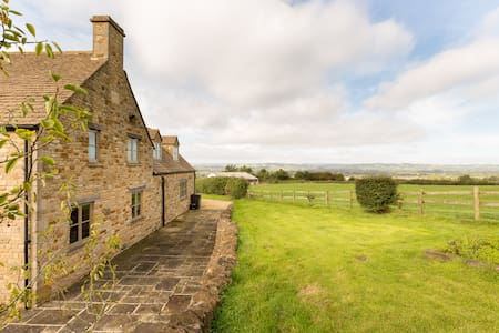 Cosy Flat, with Exeptional Views. - Little Rissington - Flat
