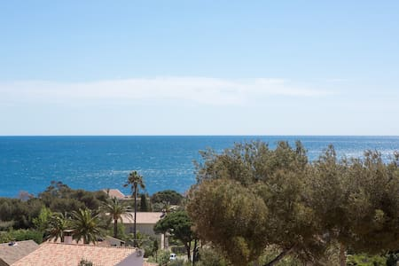 Panoramic Sea View Near St Tropez ! - Appartement