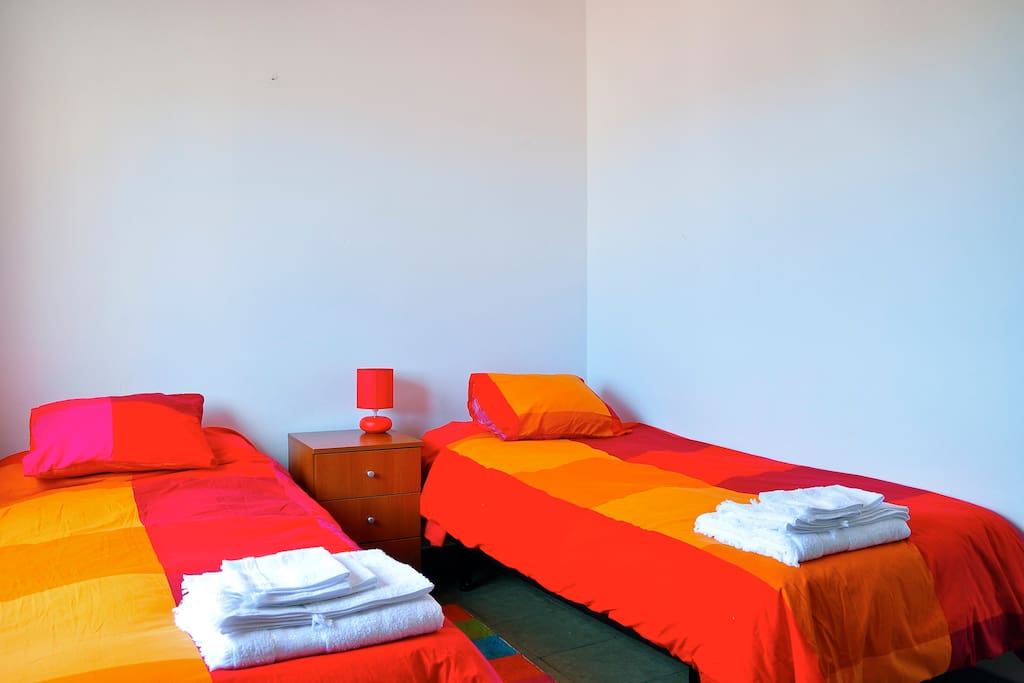 Centric Double Room, private bath
