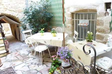 Little village house in Provence