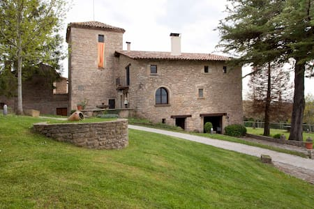 Enjoy contryhouse in Osona - Apartment