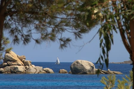 An exceptional place on the beach - Porto-Vecchio