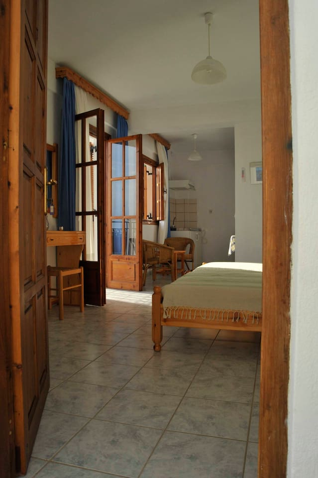 Peaceful Studios in Skiathos
