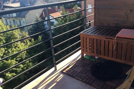 Stylish flat near the hills of Buda - Appartement