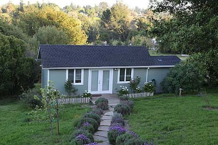 Private cottage in Sebastopol,Ca - Sebastopol - Cabin