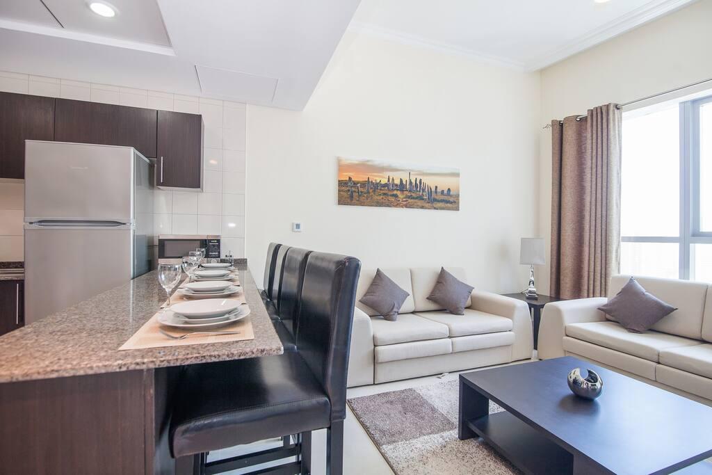 Dubai Marina Luxury Apartment