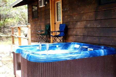 La Luna Cabin - Buffalo Bend Cabins - Wimberley - Cabin
