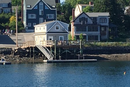 Fabulous Boathouse on the water - 키터리(Kittery) - 단독주택