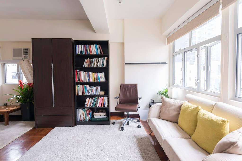 zen style apartment in Central