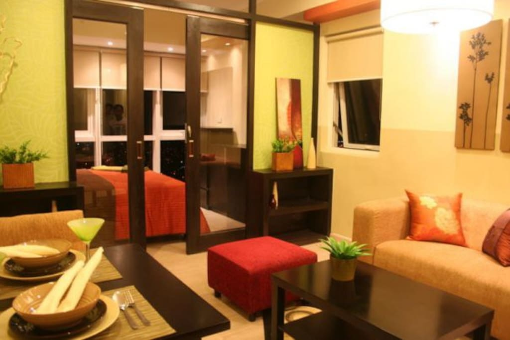 Beautiful and comfortable Living Areas
