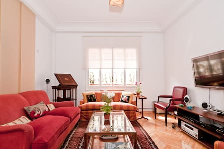 Db.bedr. 5★reviews next to IE Business School - Madrid - Apartment