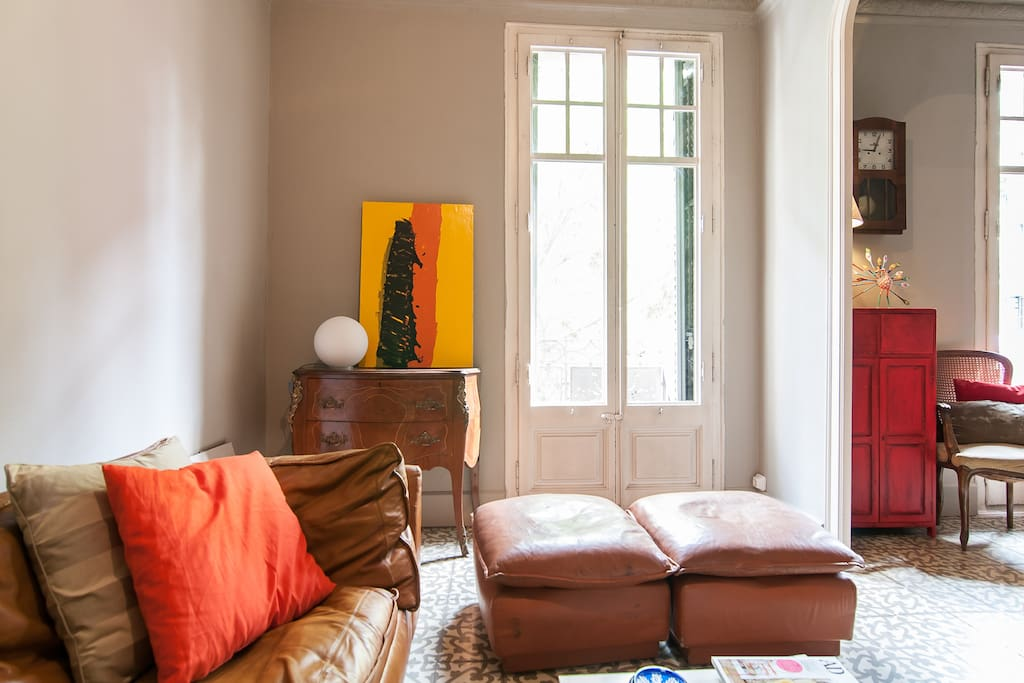 CASANOVA HOUSE cozy little  room.